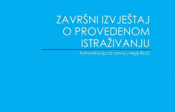 Komunikacija za razvoj – završni izvještaj INFOHOUSE za UNICEF BiH (BHS)
