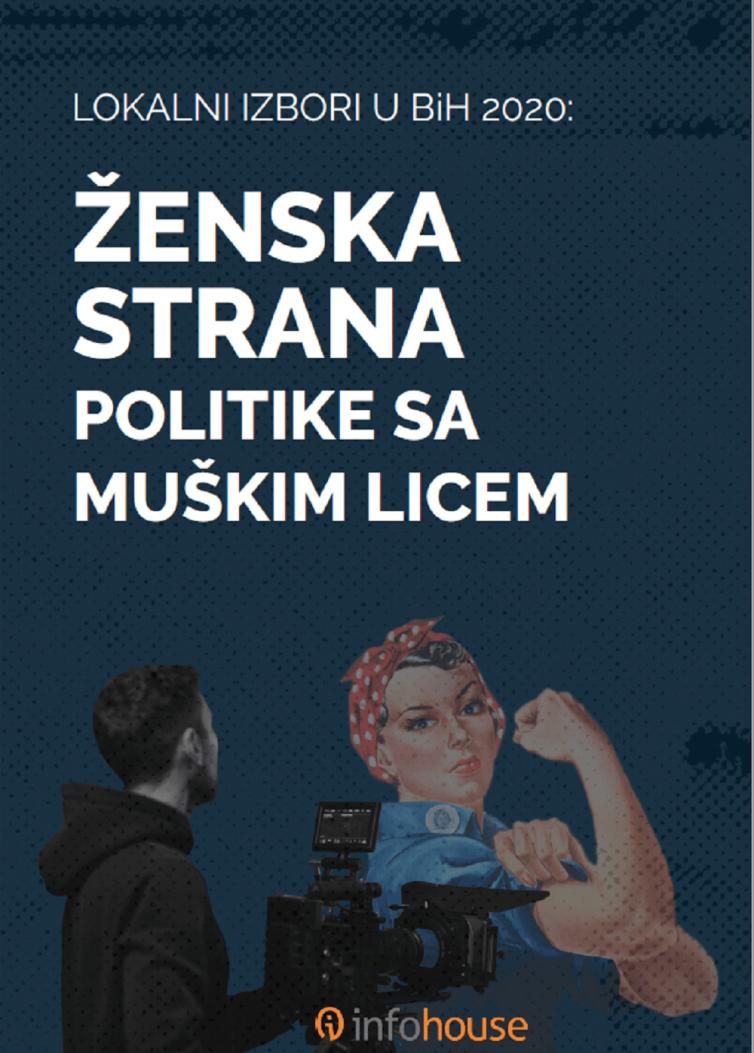 Lokalni izbori u BiH 2020: Ženska strana politike sa muškim licem